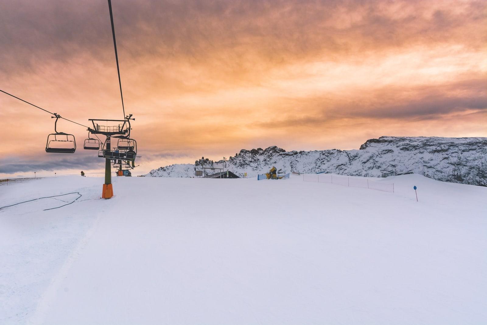 Comment mesurer l'impact carbone des stations de ski ?