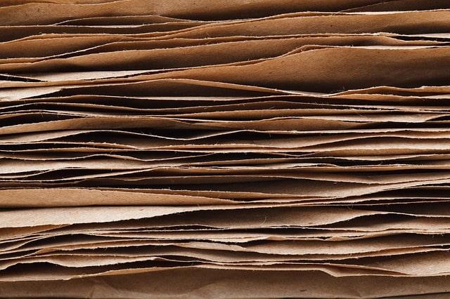 Quel est l'impact environnemental du carton ?