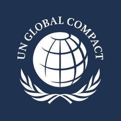 Label UN GLOBAL COMPACT