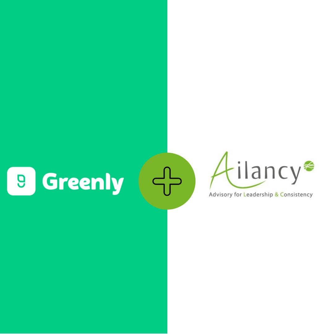 Ailancy x Greenly, un partenariat à destination des établissements financiers pour leur stratégie bas carbone