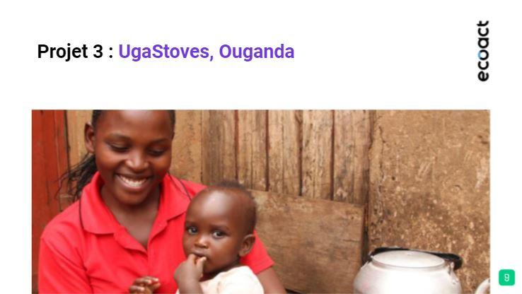 Ugastoves, le projet de compensation carbone en Ouganda