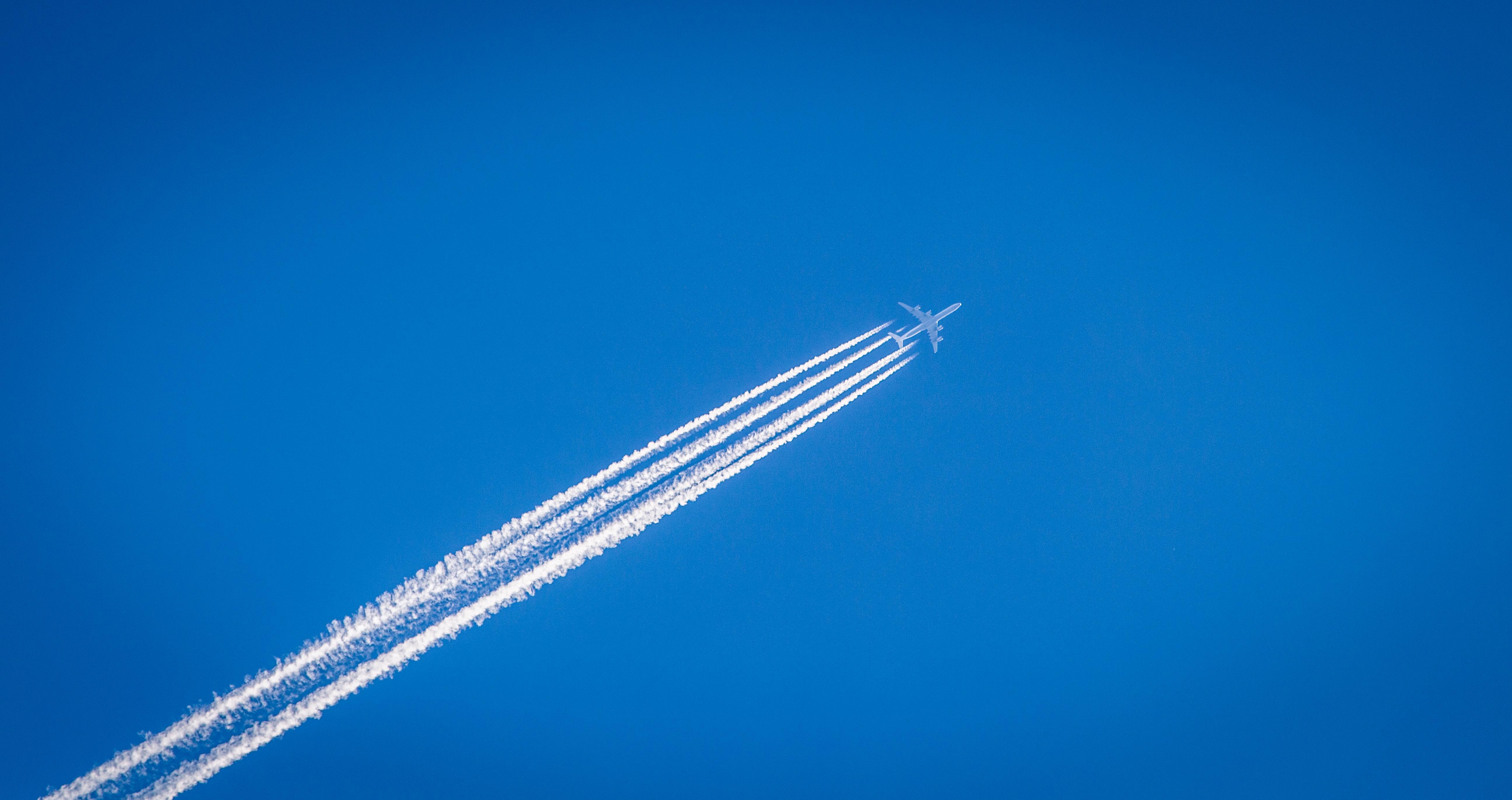 L'avion : moyen de transport le plus polluant?