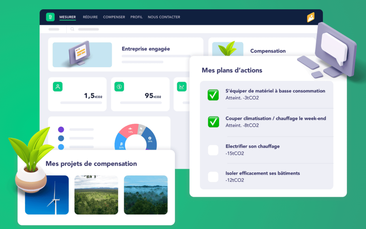 interface greenly