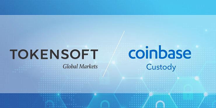 TokenSoft, Inc. Announces Integration Between TokenSoft Global Markets and Coinbase Custody