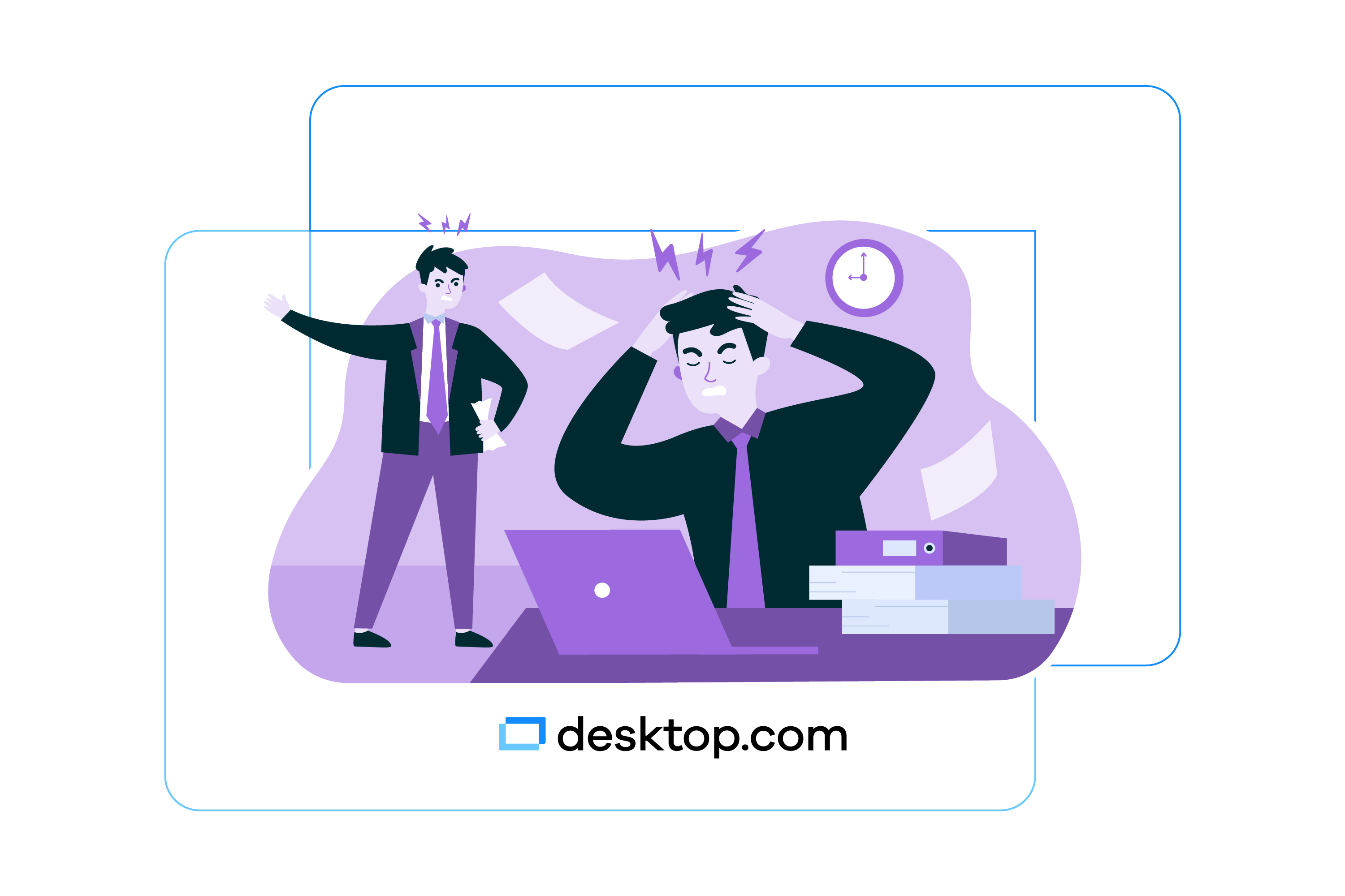 Psychological Effects of a Crowded Desktop_01