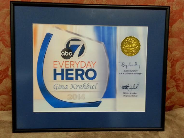 7 News Hero Award
