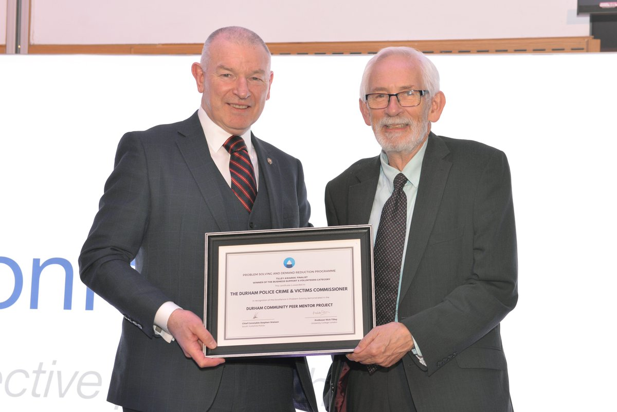 peer mentor award