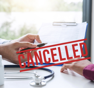 Everything to know about cancelation of a group health insurance policy
