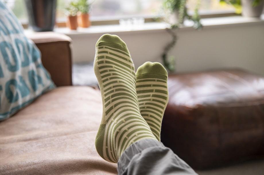 Custom Socks for  modern brand in Lviv, Ukraine