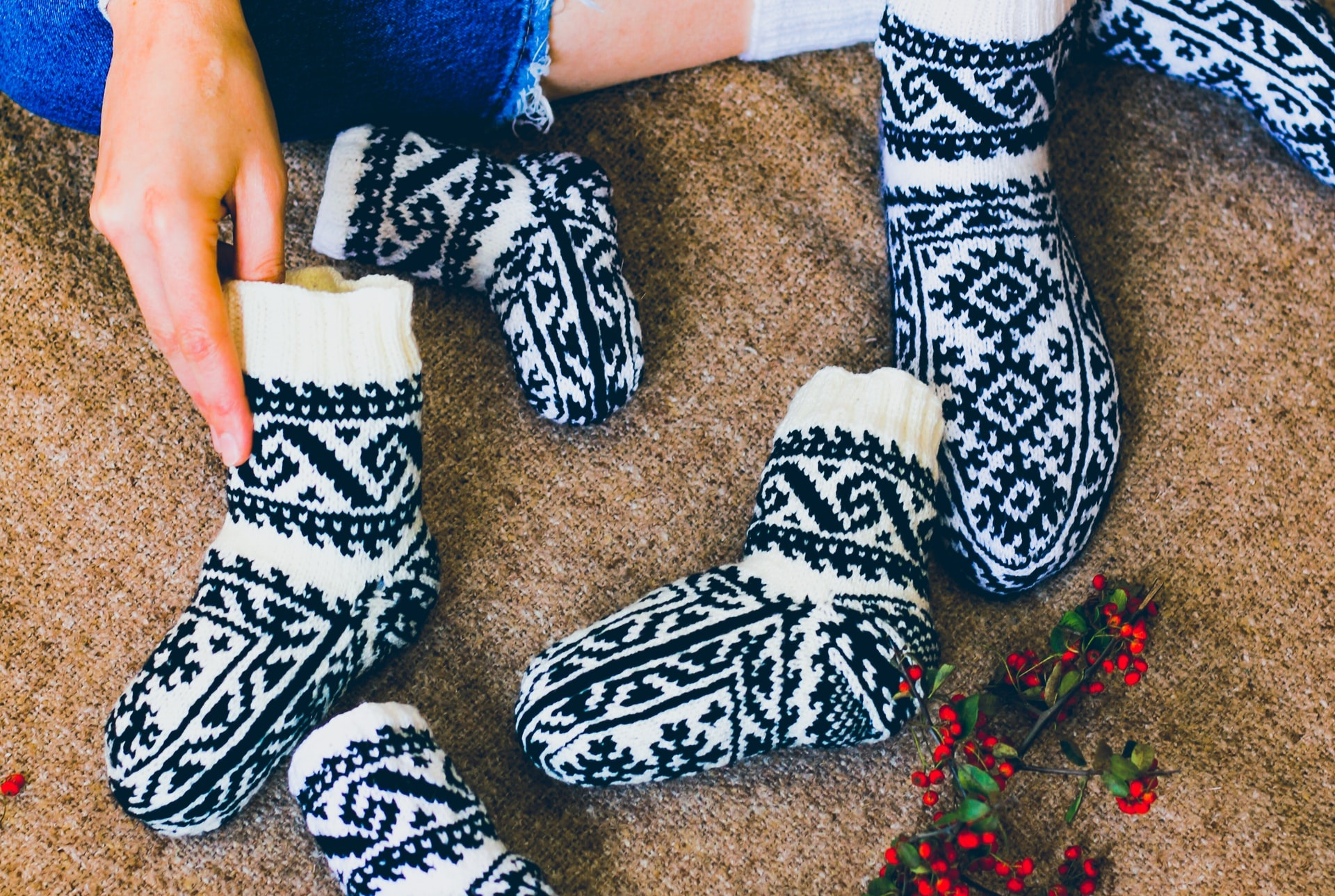 Natural  Socks Manufacturer in Lviv, Ukraine