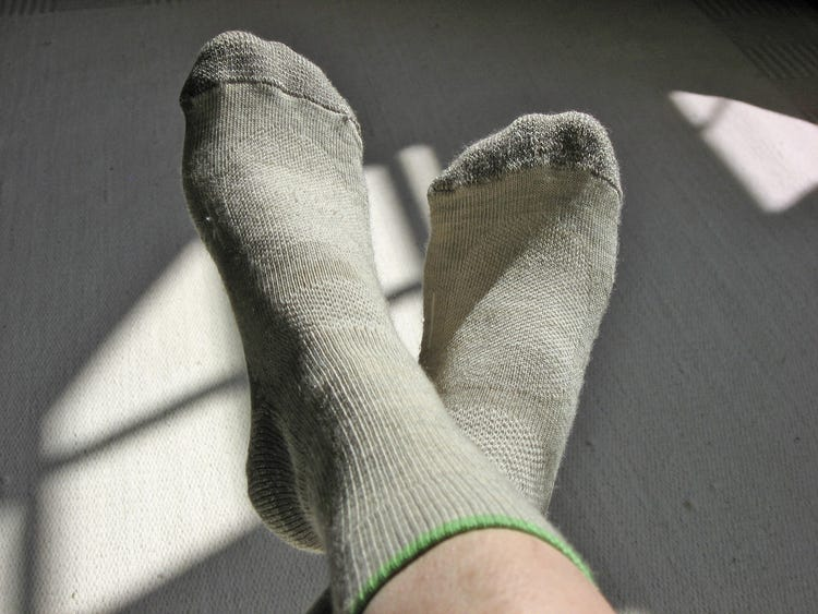 Top 5 Benefits of Merino Wool Socks