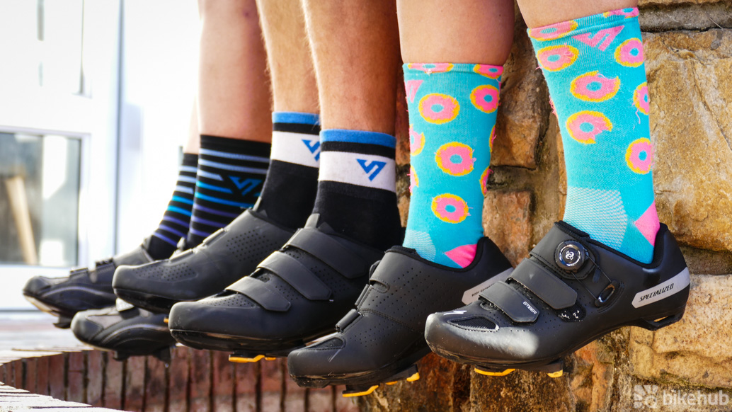 What Makes a Great Cycling Sock?