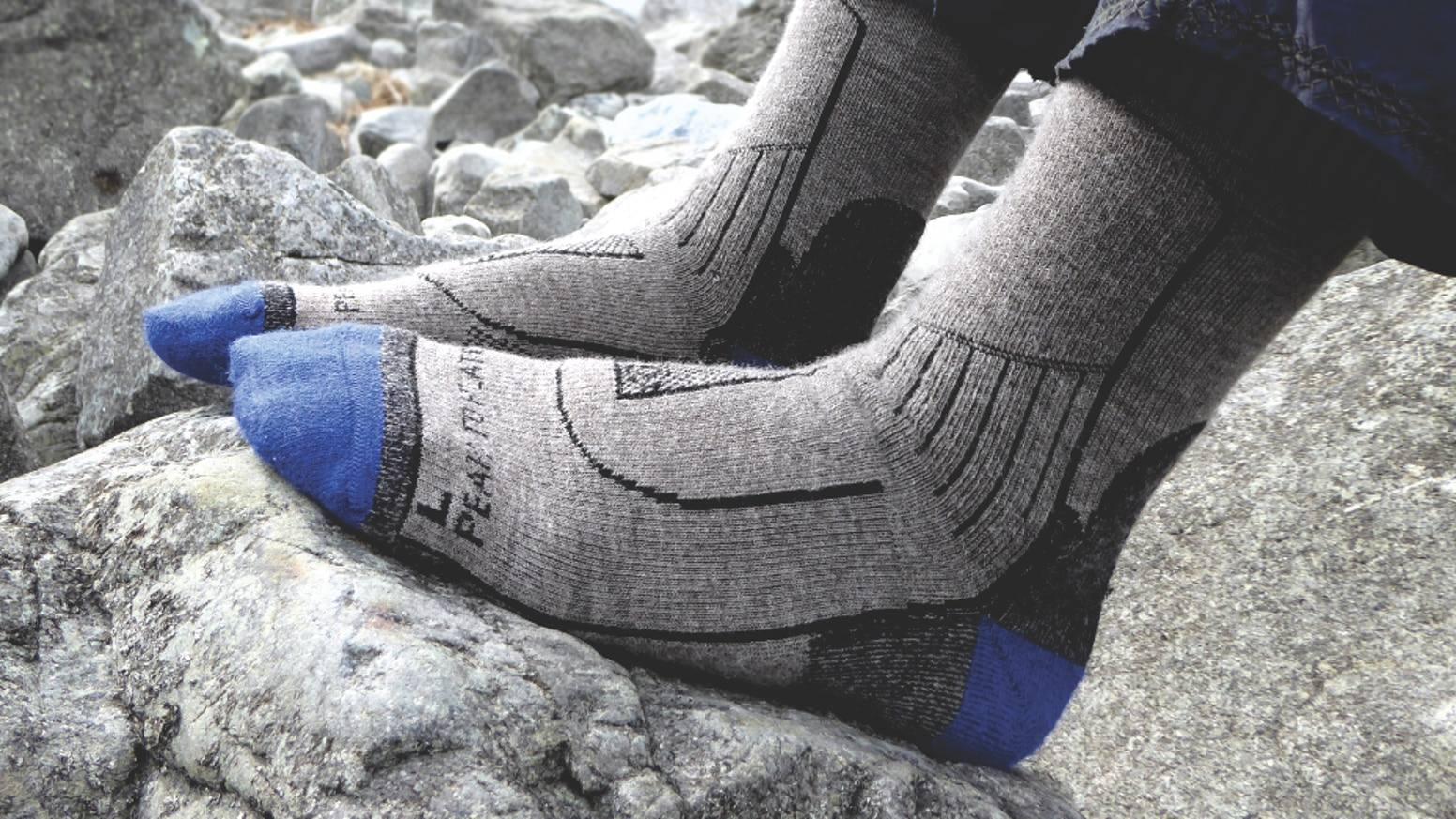 How Ski Socks Are Constructed