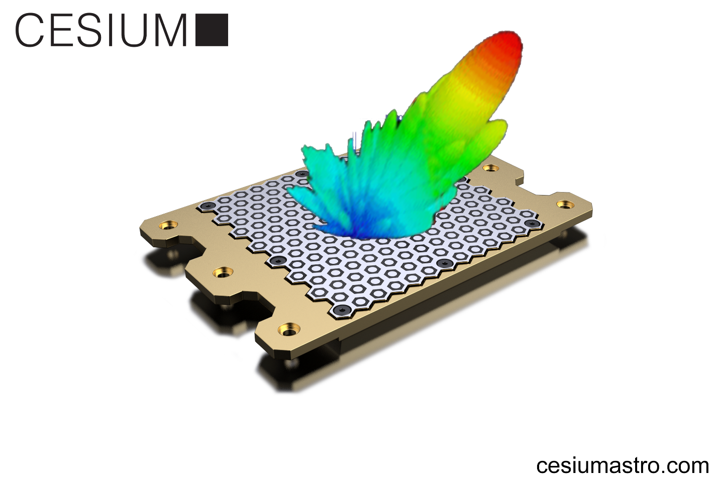 CesiumAstro's Flight-Ready Ka-Band Active Phased Array Antenna for Space and Airborne Missions