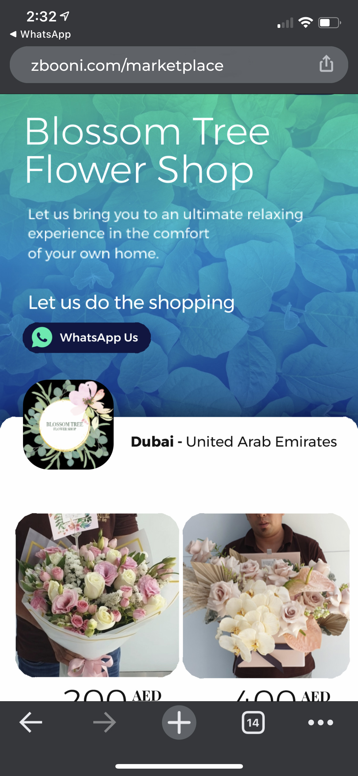 Zbooni App Screen