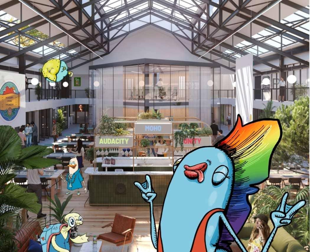 Le MoHo est un espace de 7 500 m2 au cœur de Caen, entièrement dédié à la résolution des grands défis planétaires du siècle.