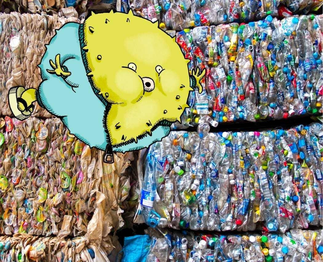 Quel plastique est recyclable, comment est-il recyclé et quels sont les acteurs présents tout au long de la chaîne du recyclage ? On t'explique tout !