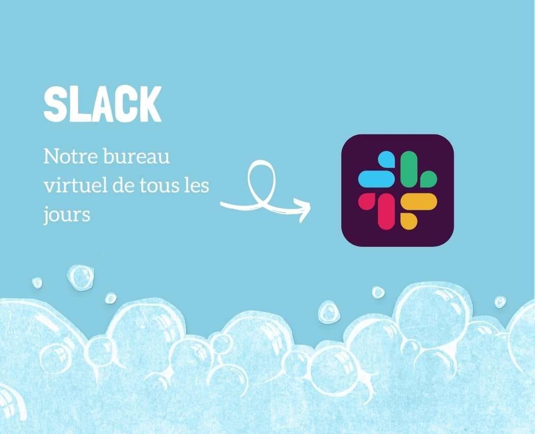 Slack outil de teletravail pour creer bureau virtuel