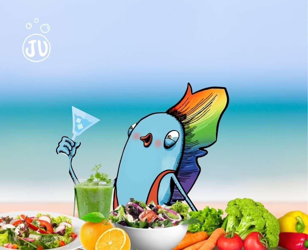 Manger des fruits et legumes riches en vitamines pour preparer peau au soleil