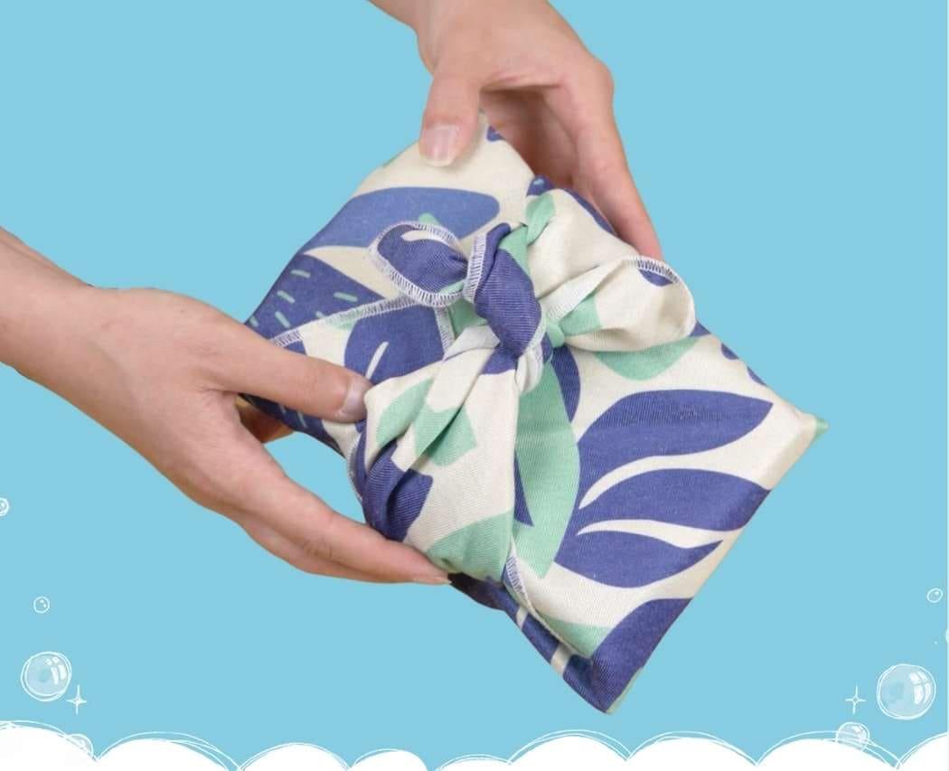 Furoshiki | Emballe tes cadeaux avec de jolis tissus