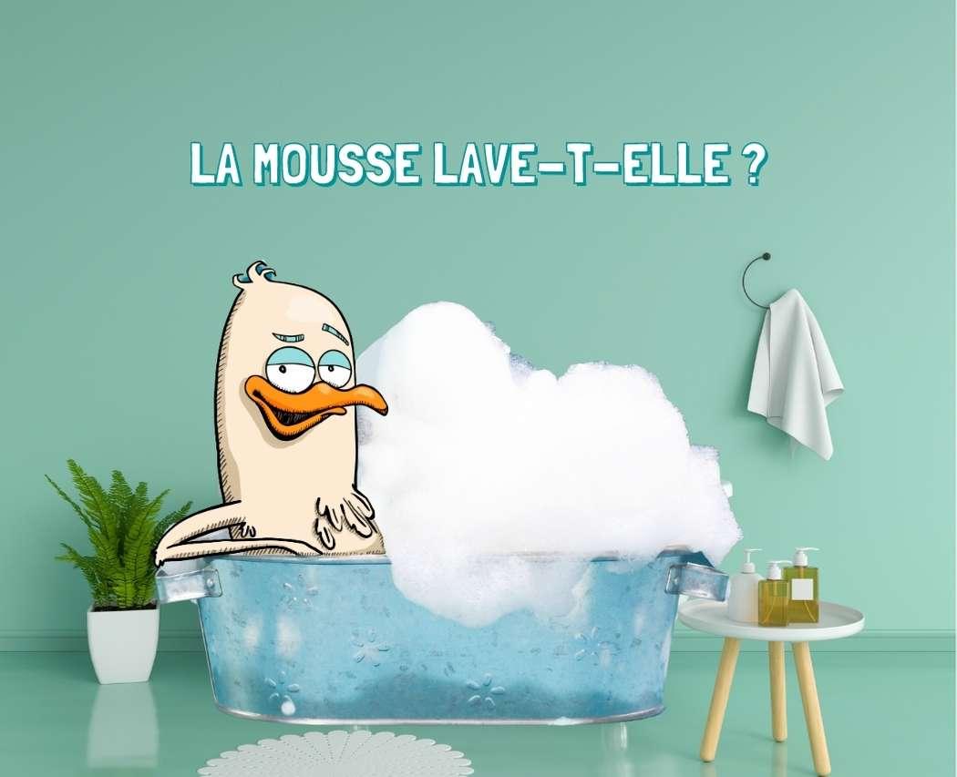 Mousse & Savon : la mousse te rend-elle vraiment plus propre ?