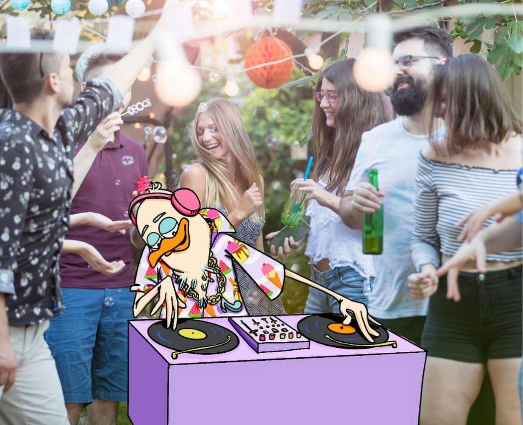 Playlist Garden Party I Viens dans le jardin, Ed est aux platines ! 🎼