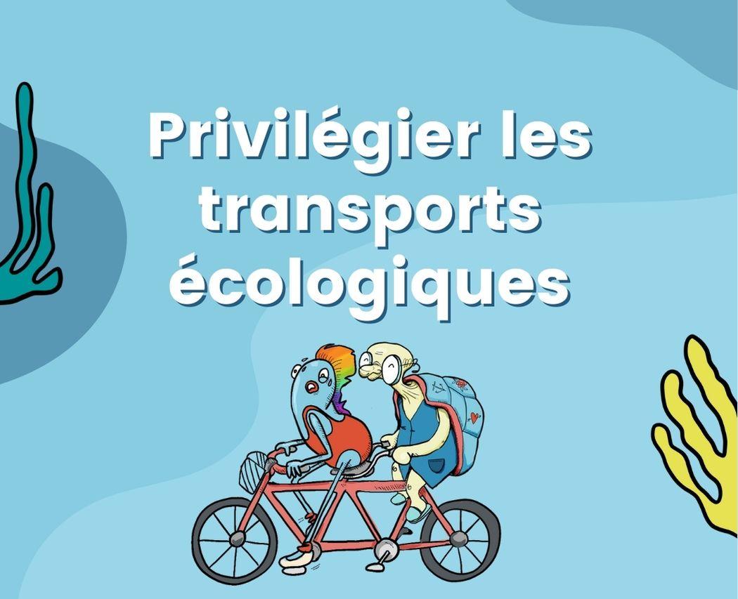 Reduire emission CO2 transport