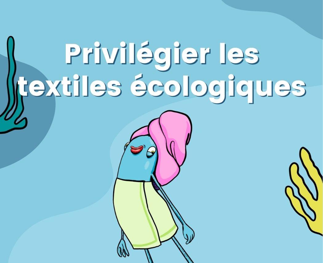 Fibres textiles ecologiques