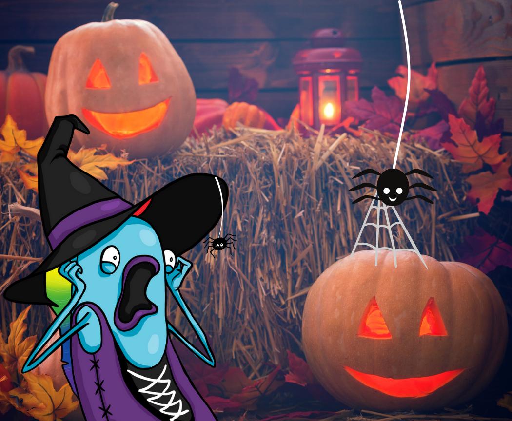 Coloriage Halloween Enfant : 4 coloriages pas trop effrayants