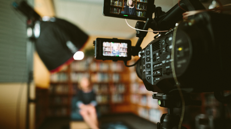 Videoproduksjon hos Sentralen