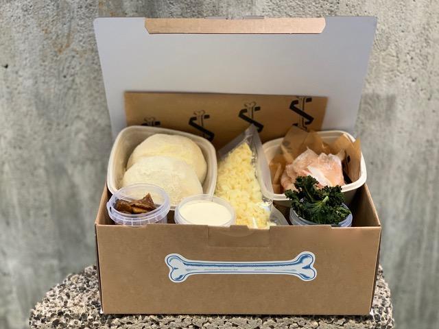Bestill pizza kit til take away fra Sentralen kafe!