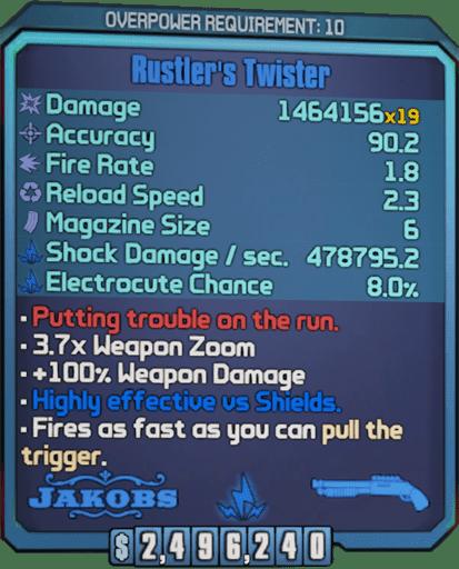 Twister (Shotgun-BL2)