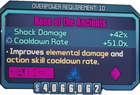 Bone of the Ancients (BL2)