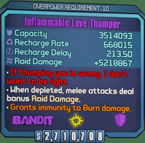Love Thumper (BL2)