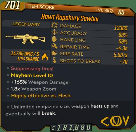 Sawbar (AR-BL3)