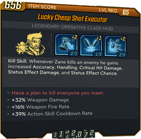 Executor (Zane-BL3)