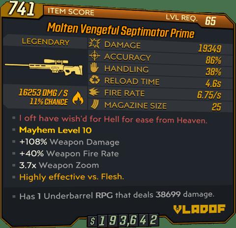Septimator Prime (Sniper-BL3)