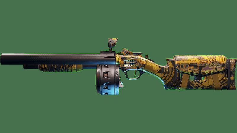 Sledge's Shotgun (BL3)