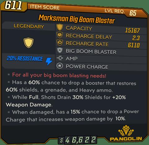 Big Boom Blaster (BL3)