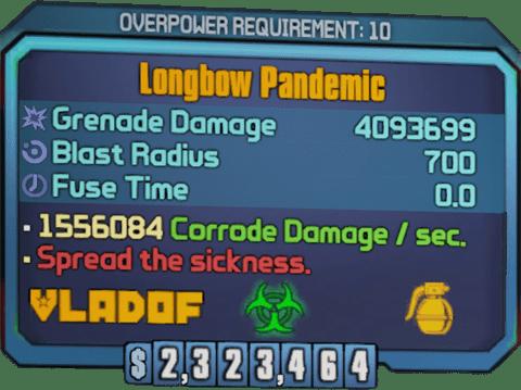 Pandemic (BL2)