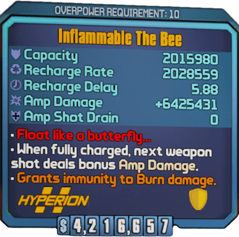 The Bee (BL2)