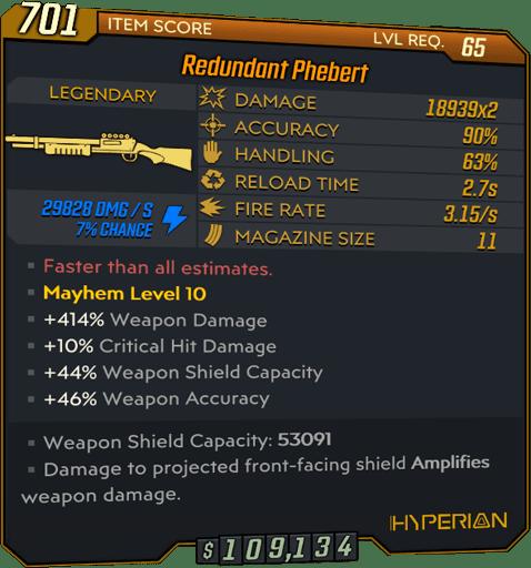 Phebert (Shotgun-BL3)