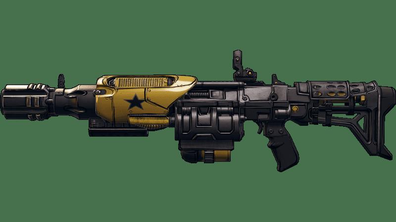 The Boring Gun
