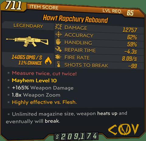 Rebound (AR-BL3)
