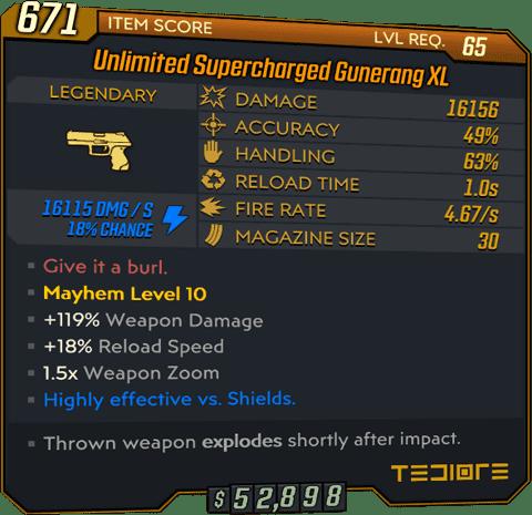 Gunerang (Pistol-BL3)