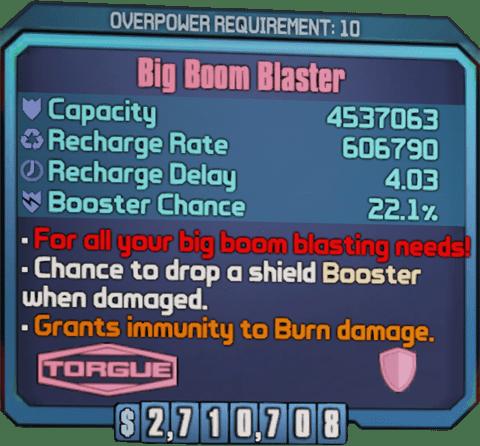 Big Boom Blaster (BL2)