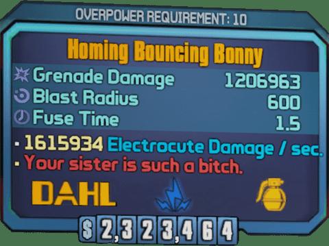 Bouncing Bonny (BL2)