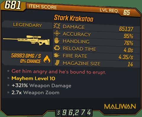 Krakatoa (Sniper-BL3)