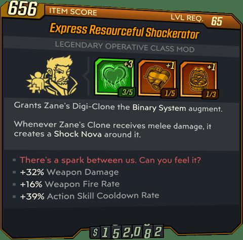 Shockerator (Zane-BL3)