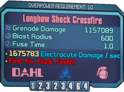 Crossfire (BL2)